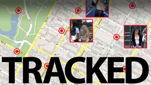 tracked GPS