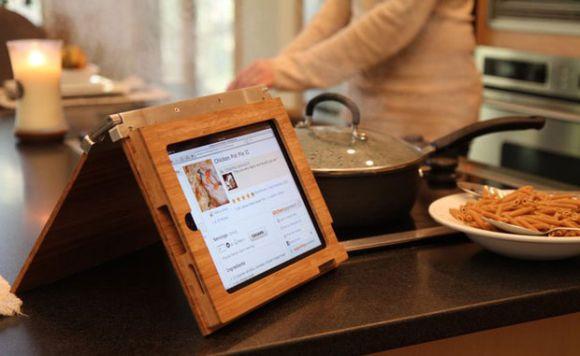 Bamboo iPad