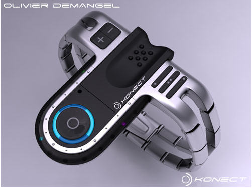 Konect USB Watch