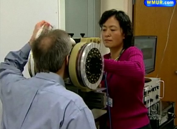 Dartmouth Device Could Help Test For Radiation Exposure