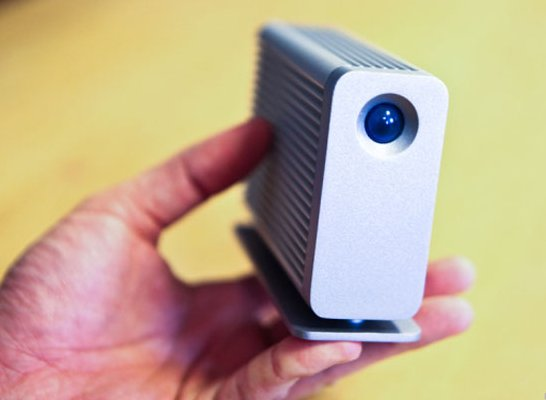 Lacie Launches Little Big Disk Thunderbolt External HDD
