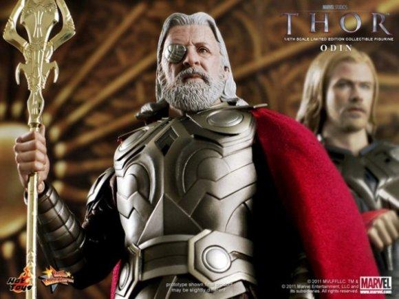 Odin Figure Thor