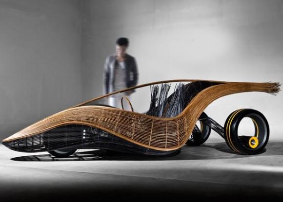 Biodegradable Car