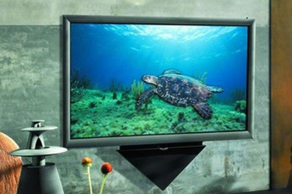 BANG & OLUFSEN 3D TV