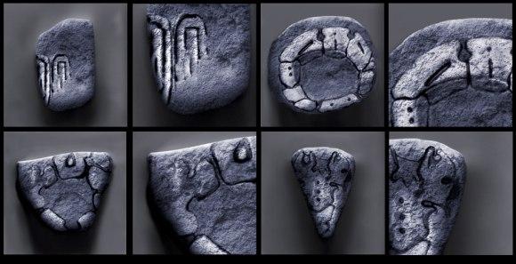 travel stones