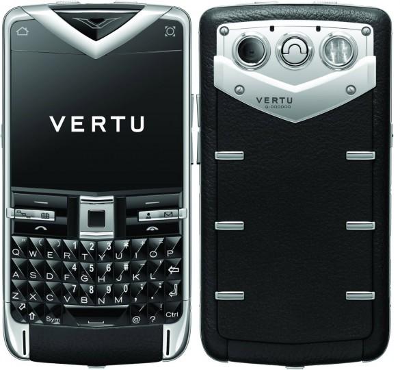 Vertu Constellation Quest Carbon Fibre
