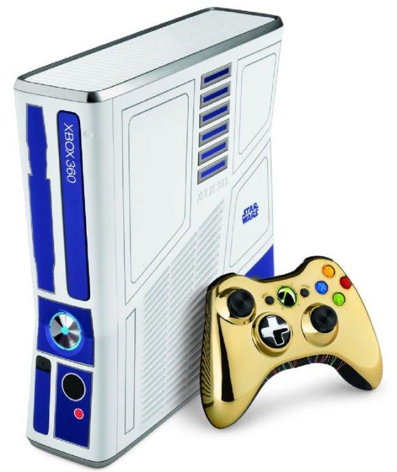 Microsoft-Droid-themed-Xbox-360