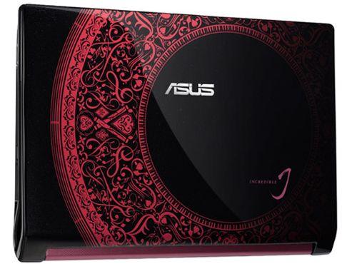 ASUS N43SL Jay Chou pink