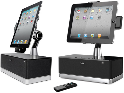 Turns Your iPad Into A Mini Home Theater