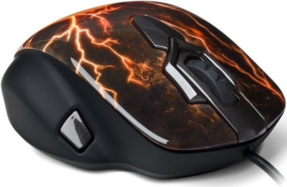 World of Warcraft MMO Gaming Mouse: Legendary Edition