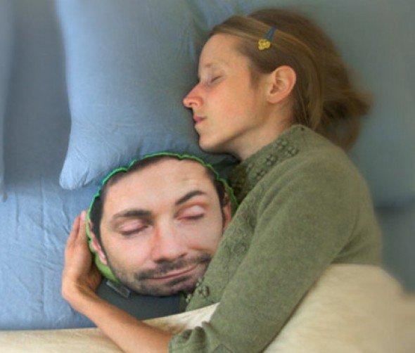 face-pillows