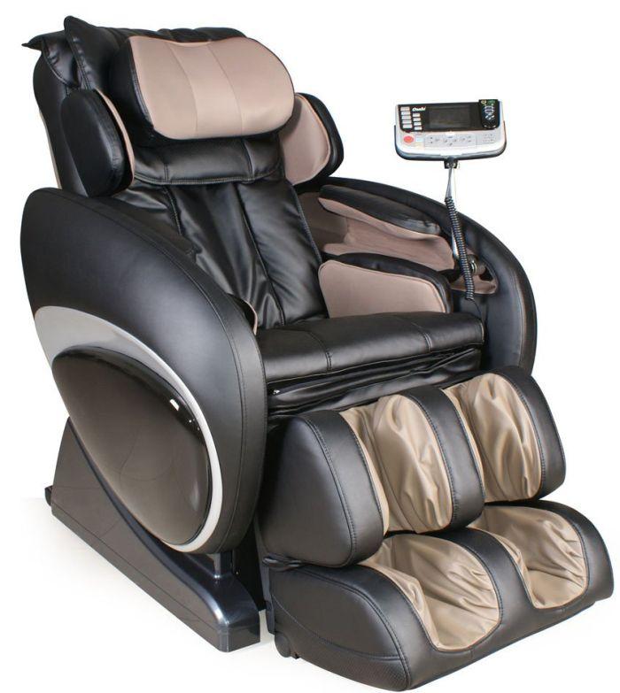 Executive Massage Chair Zero Gravity Recliner Shiatsu 32 Air Bags