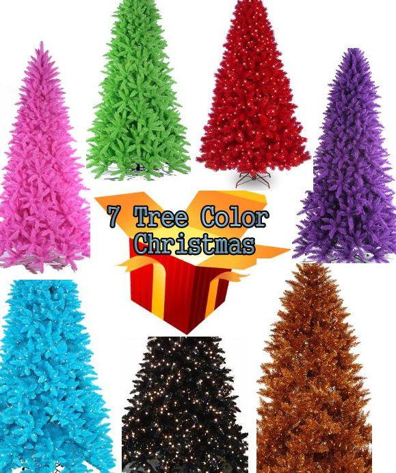 Christmas Color Tree