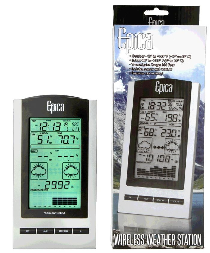 Epica Wireless Weather Station