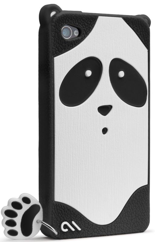 Xing - Silicone iPhone 4 / 4S Case