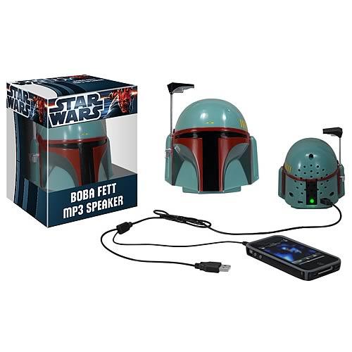 Star Wars Boba Fett Helmet Speaker