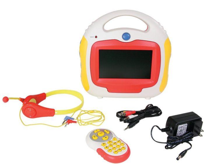 Kids' Portable DVD Player/Media Player