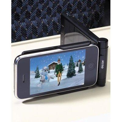P-Flip Solar iPhone Power Dock Black