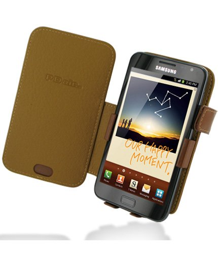 PDair Leather Case for Samsung Galaxy Note GT-N7000