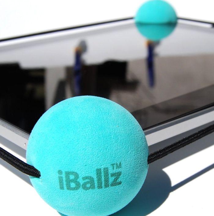 iBallz Original Shock Absorbing Harness for iPad 1 and iPad 2