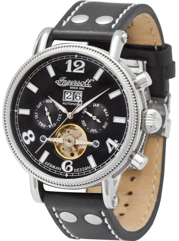 Ingersoll Men's IN1804BK Automatic Curtis Watch