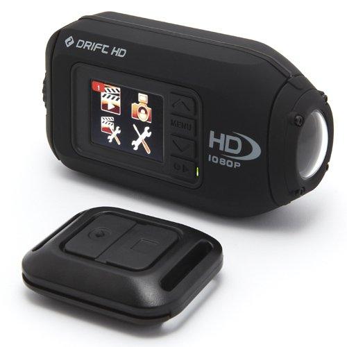 Drift HD Full 1080p High Definition Helmet Action Camera Kit