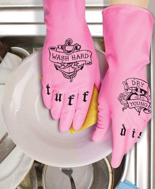 Tattoo Kitchen Gloves