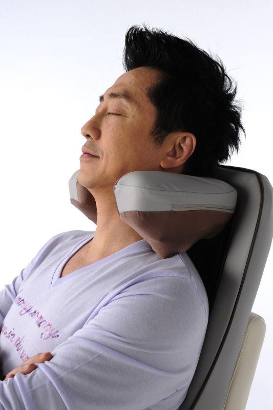 3D Shiatsu Massage Neck Shoulder Massager Cushion