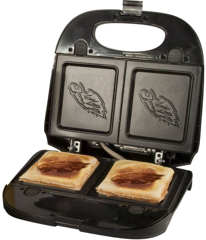 NFL Sandwich Press - MAIN