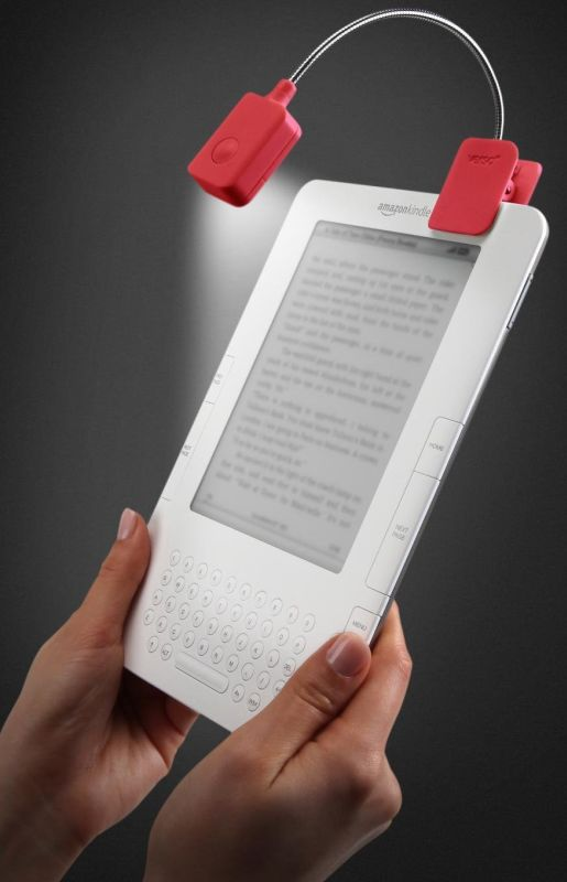 Verso Clip-On Reading Light for Kindle