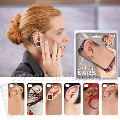 ALL EARS WOMEN'S iPHONE CASE