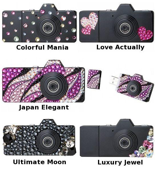 Sominin Bijou USB Digital Camera