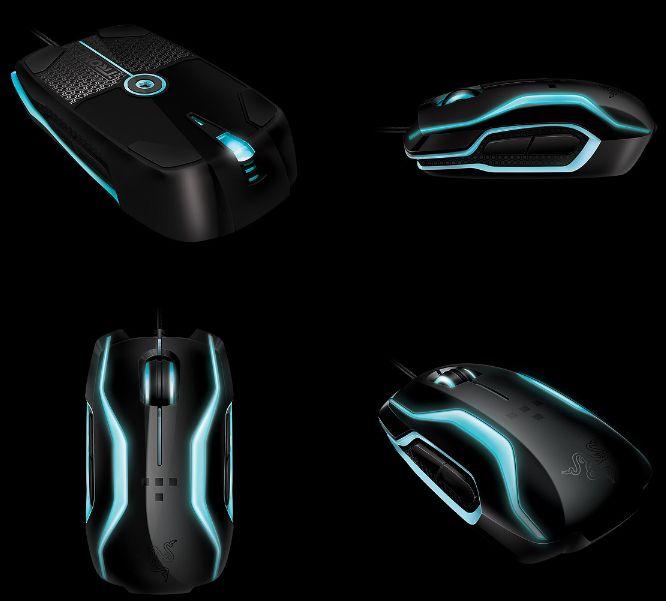 Razer TRON Mouse