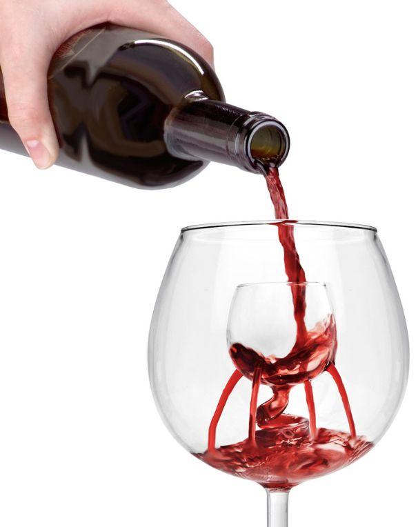 Trevi Aerating Wine Glass