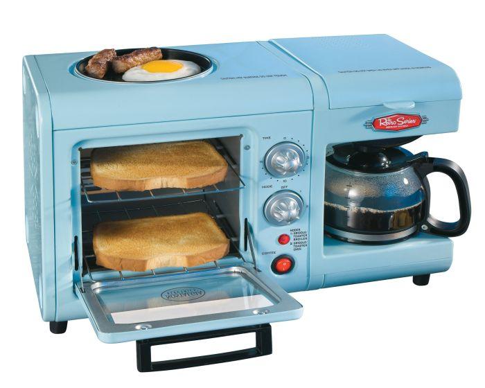 Retro Series 3-in-1 Breakfast Station