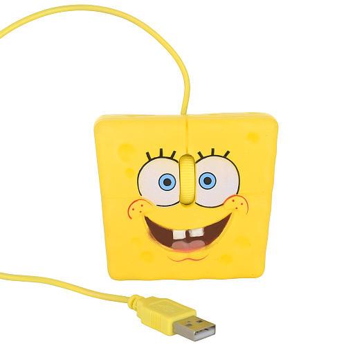 SpongeBob SquarePants Sculpted Mouse