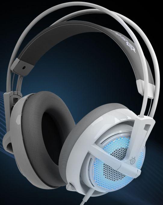 Siberia v2 Frost Blue Headset