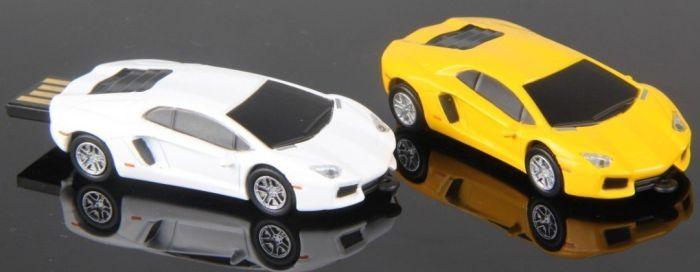 Lamborghini Murcielago Car USB Memory Stick Flash Drive 16 GB