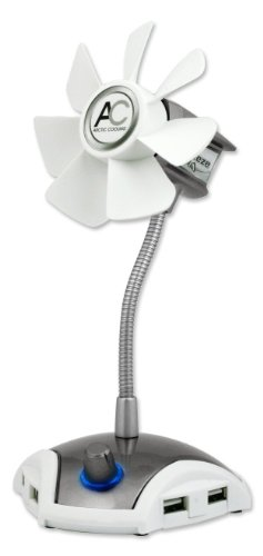 Stylish USB-Desktop Fan