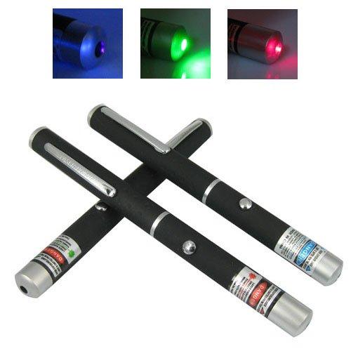 Beam Laser Pointer Combo 3 Laser Light Pens