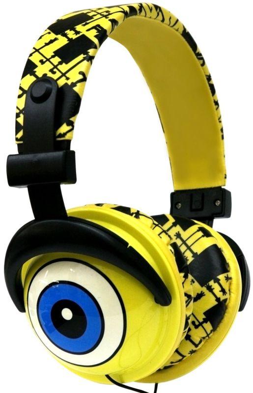 Nickelodeon - SpongeBob DJ Style Headphones