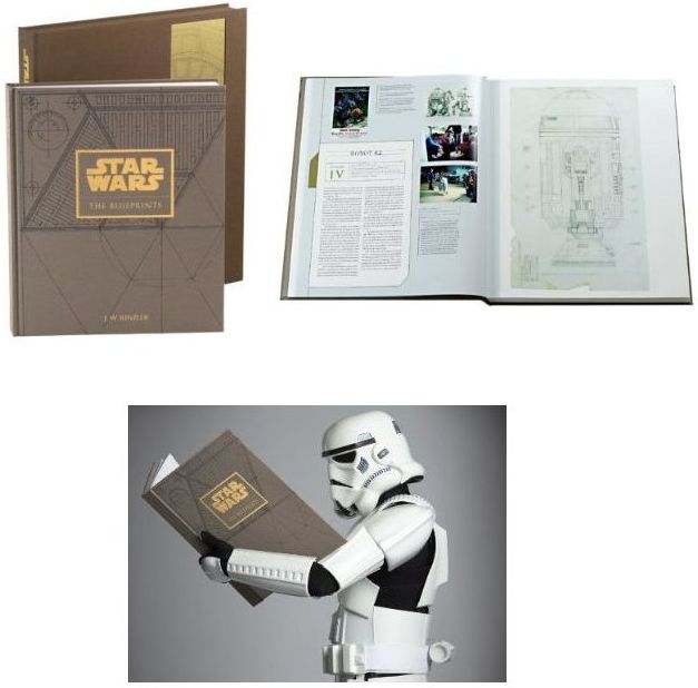 Star Wars: The Blueprints [Deluxe Edition] [Hardcover]