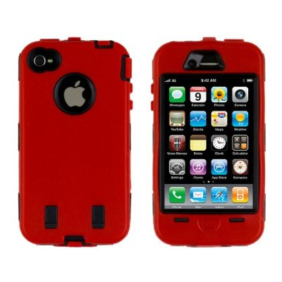 Body Armor for iPhone 4
