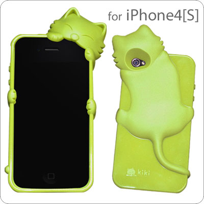 KiKi Case Kitten iPhone 4S/4 Cover