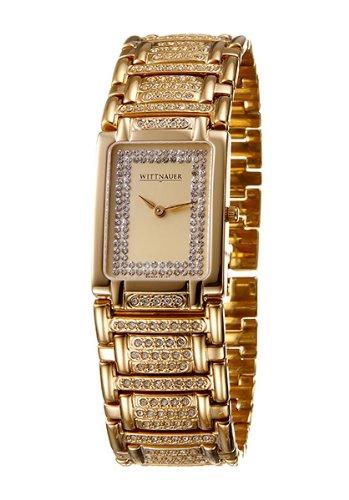 Wittnauer Crystal Men's Quartz Watch