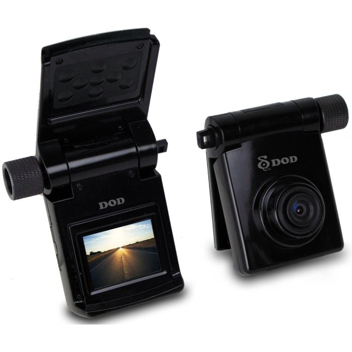 Car DVR with Included 16gb microSD Card