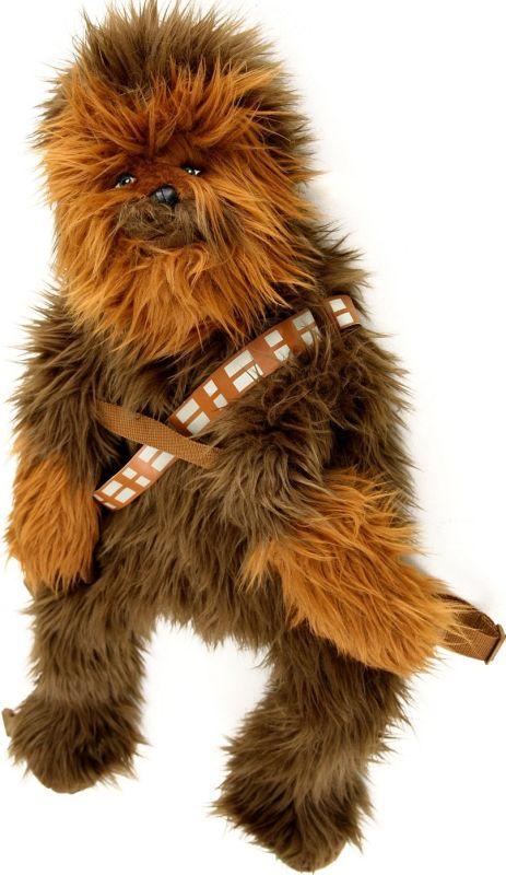 Chewbacca Back Buddy Plush Backpack