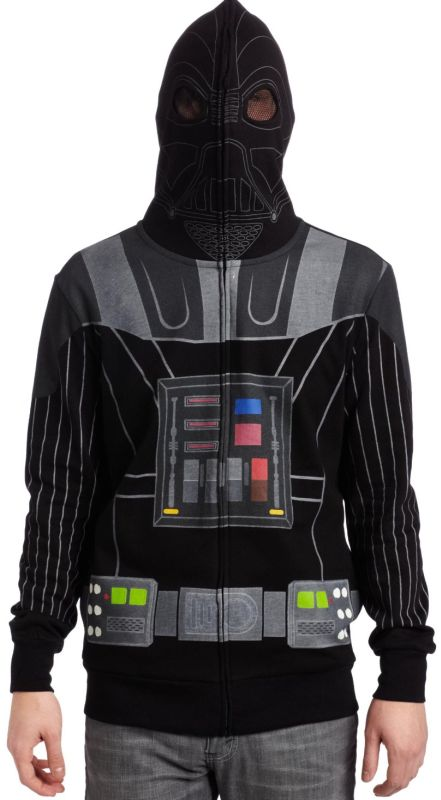 Star Wars Men's Darth Vader Hoodie