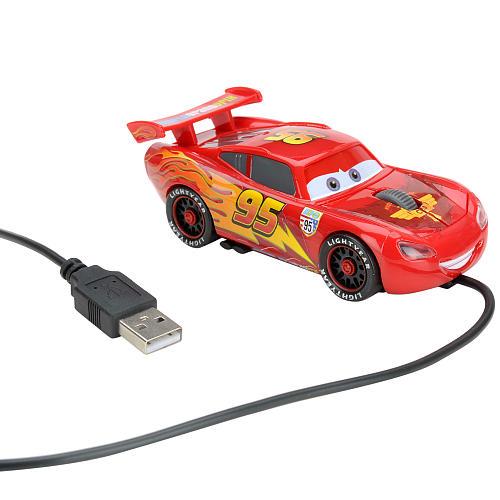 Disney Pixar Cars 2 Optical Mouse