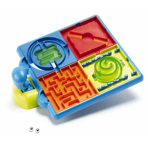 Maze Madness Board Game